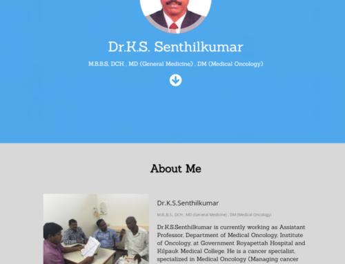 Dr SenthilKumar