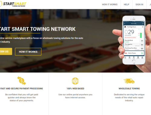 Start Smart Towing Network